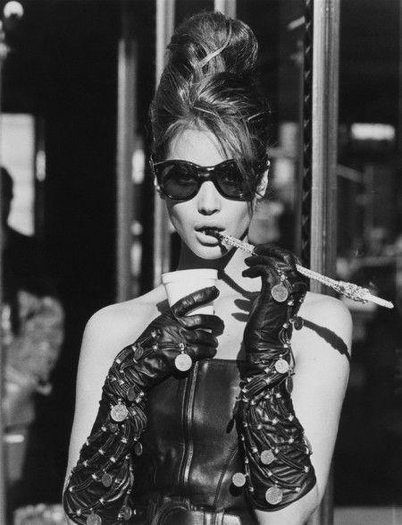 Christy Turlington by Steven Meisel
