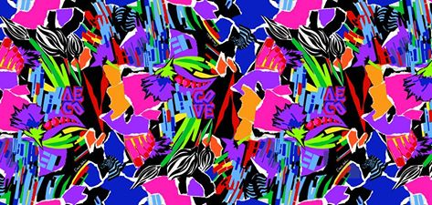 Enrico Coveri, colori e disegni