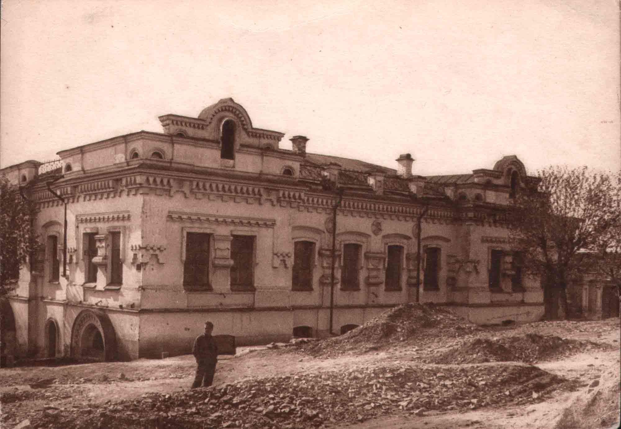 Casa Ipatev a Ekaterinburg