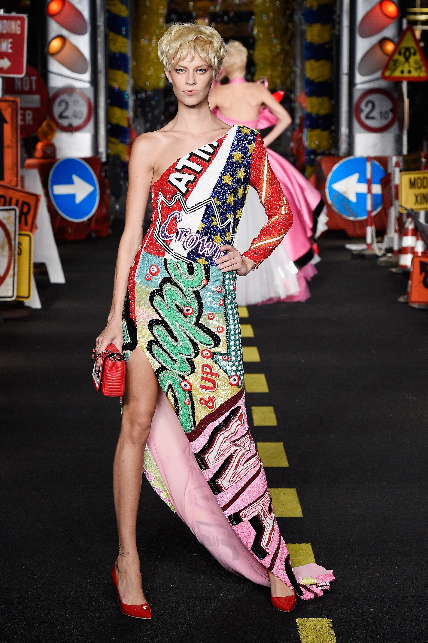 Moschino - ss 2016 Milan Fashion Week