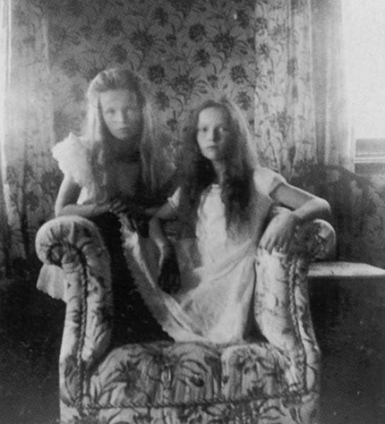 Olga e Tatjana