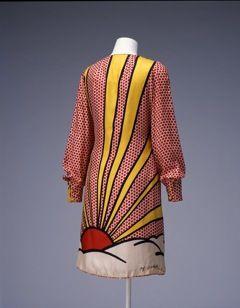 Roy Lichtenstein Lee Rudd Simpson Dress, c.1965