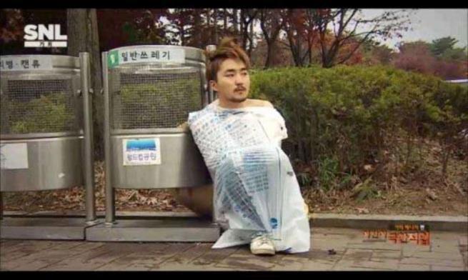 taiwan trash moda buste plastica