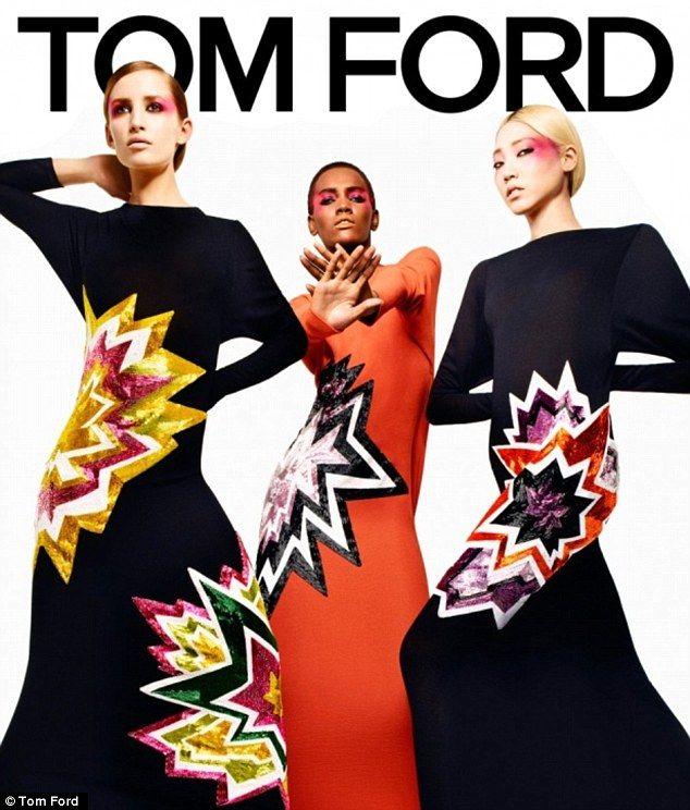 Tom Ford fw 2013