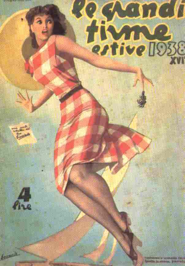 Le Grandi Firme. 1938