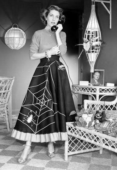 Alla Moda negli Anni '50