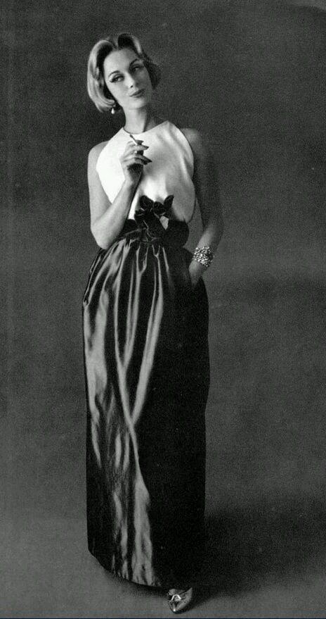Lanvin nel 1958