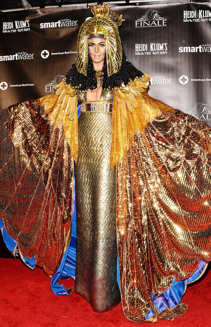 as Cleopatra 2012