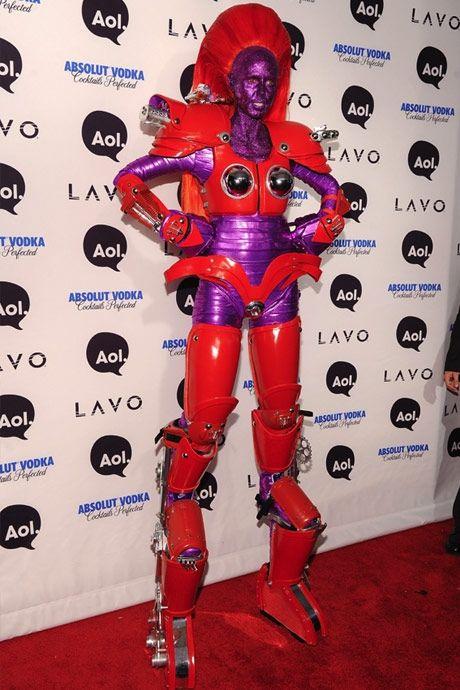 as a Robot <3