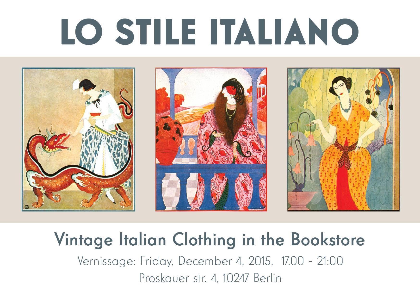 lo stile italiano vintage berlin luciano lapadula vito antonio lerario amanda kastrati berlino mode