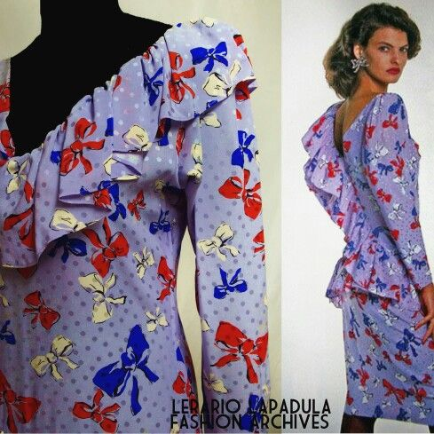 yves-saint-laurent-1987-dress-linda-evangelista-bow-lerario-lapadula-ysl-fashhion-archives-museum-dress-robe-kleid-abito
