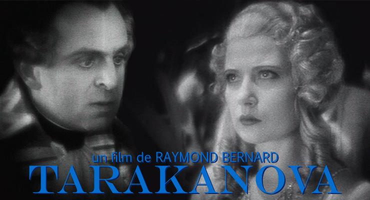Édith Jéhanne in Tarankova movie frame
