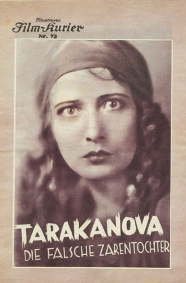 Édith Jéhanne in Tarankova