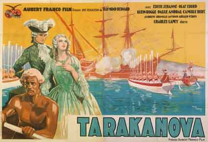 Tarakanova is a 1930 French historical drama film directed by Raymond Bernard and starring Édith Jéhanne