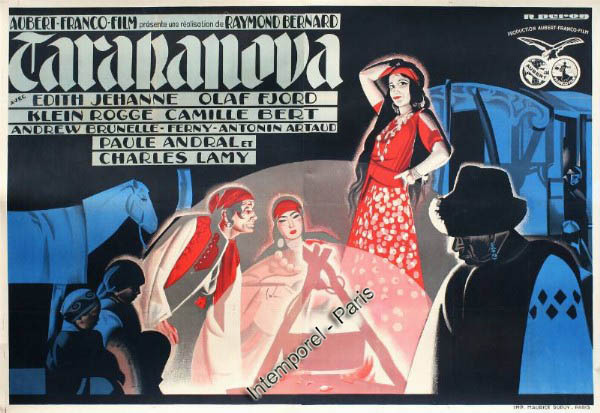 tarakanova movie poster