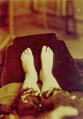 il macabro e il grottesco contessa di castiglione piedi foot