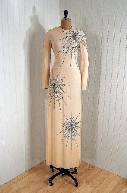 Jack Herzog Web Dress