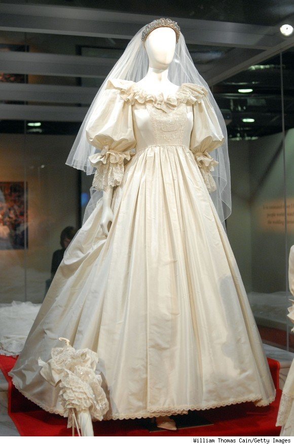 lady d bridal dress