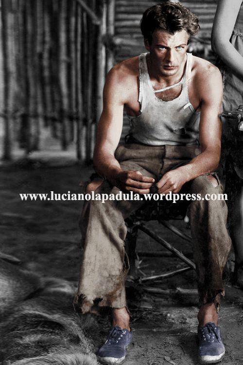 Gary Cooper in 'Half a Bride' 1928 storia cinema sexy 20s moda luciano lapadula libo blog blogger fashion history gay sex men attore actor historian film