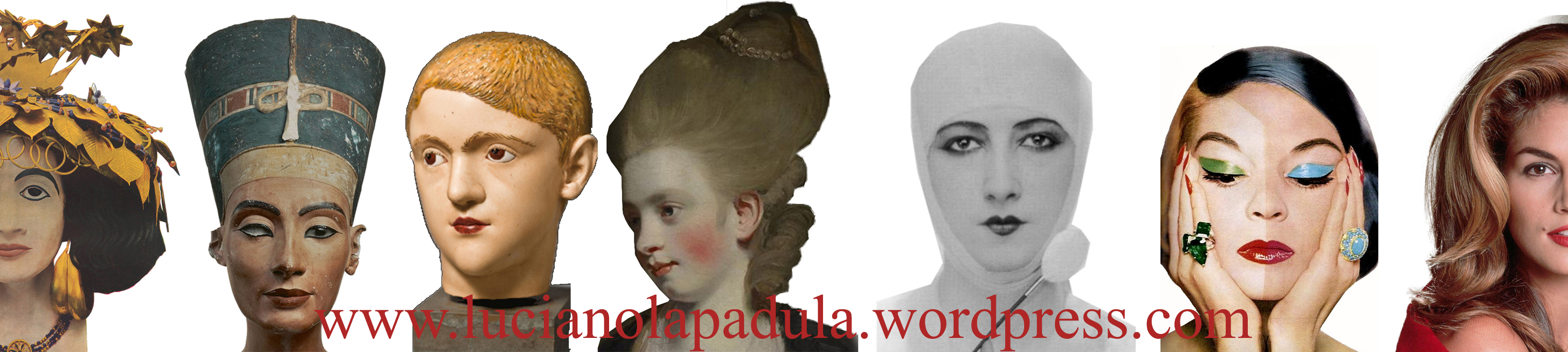luciano lapadula storia makeup rossetto blog wordpress libro moda fashion history costume macabro grottesco
