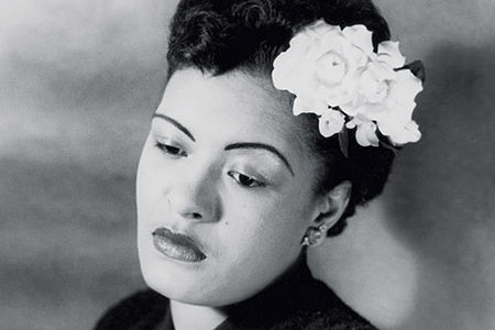 Billie Holiday chanel flower vintage luciano lapadula blog moda blogger storia della costume