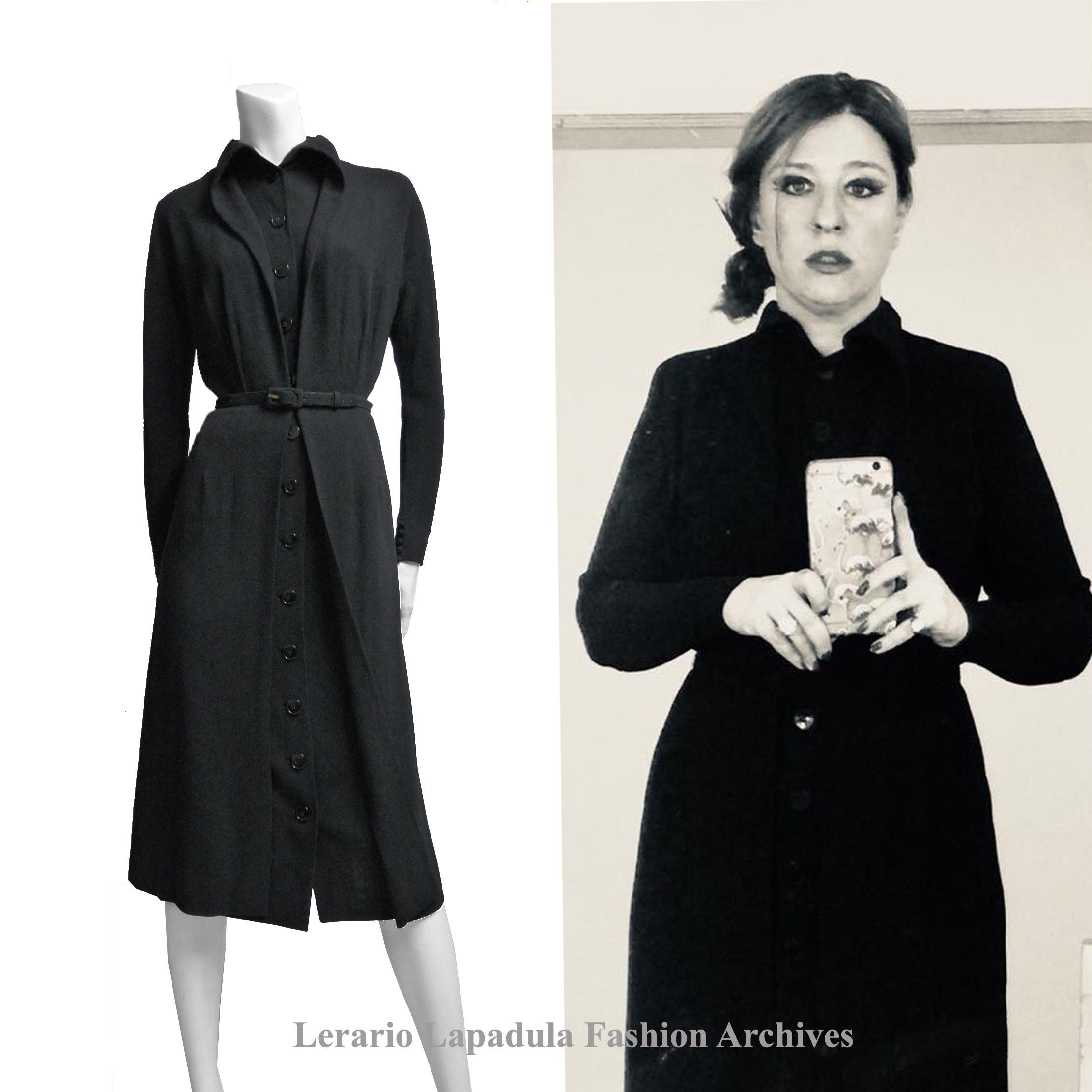 luciano lapadula licia lanera abito 1938 museo della moda lerario premio ubu 2018 2019 berlino nazi dress gown 30s stylist libro