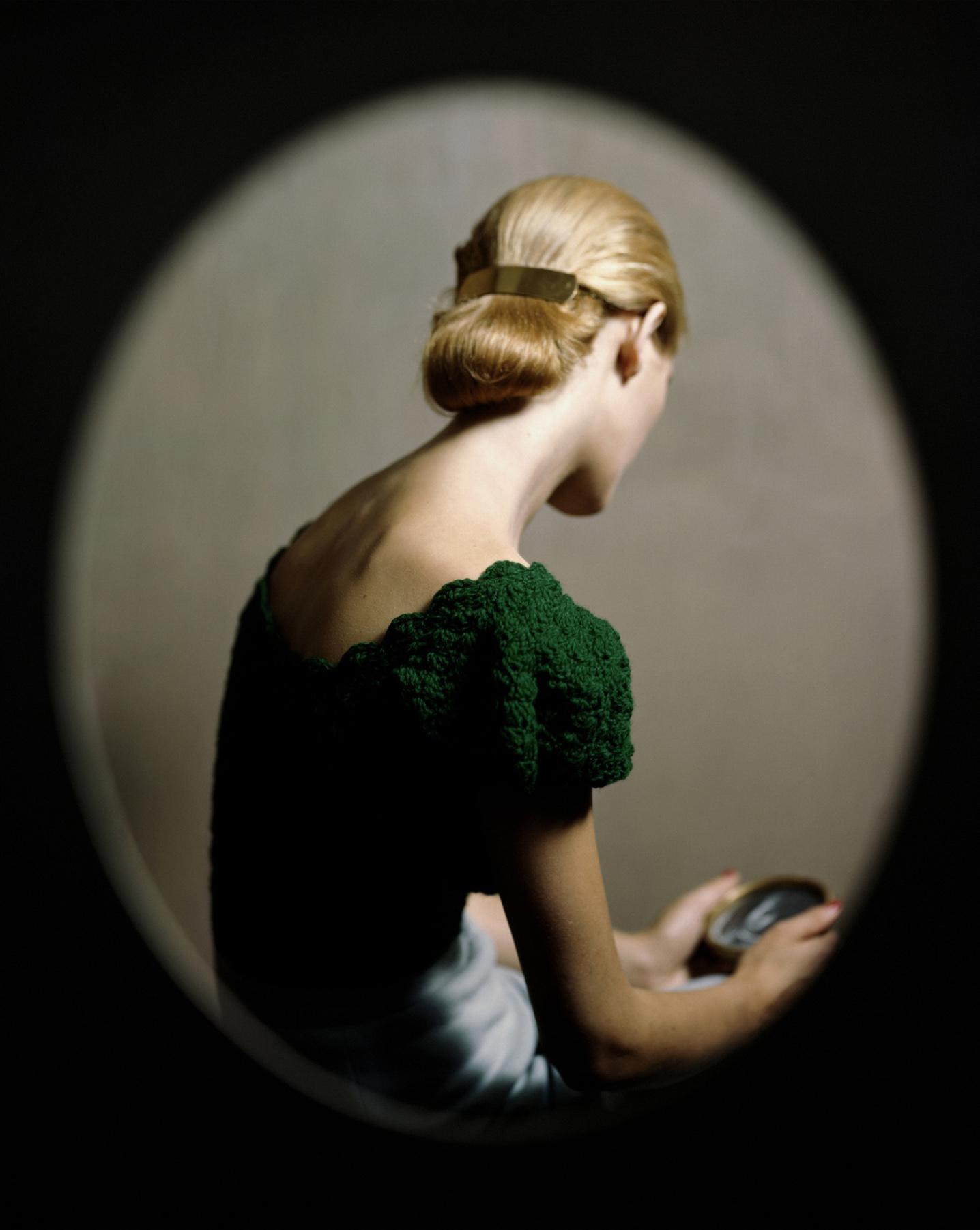 luciano lapadula moda fotografia Frances McLaughlin-Gill photography fashion blog vogue 40s wwii