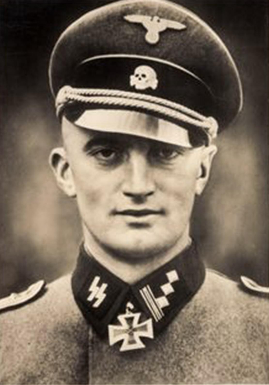 Ludwig Kepplinger men beautiful nazi blog blogger moda luciano lapadula macabro grottesco nazismo estetica