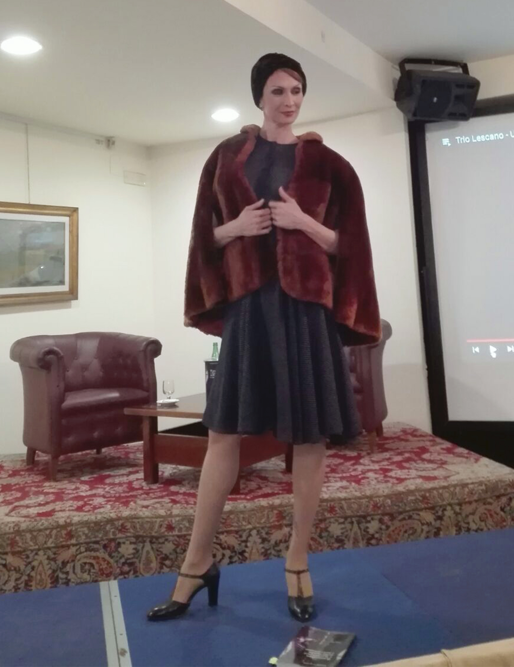 luciano lapadula runway fashion 40s