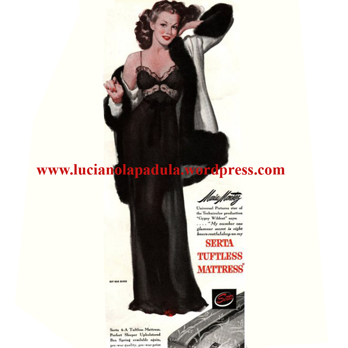 maria montez history fashion cinema luciano lapadula old hollywood blog scrittore blogger moda insegnante historian 1 photography pinup