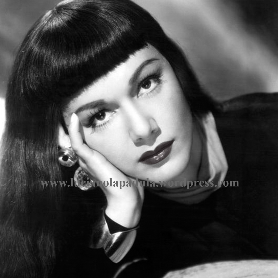 maria montez history fashion cinema luciano lapadula old hollywood blog scrittore blogger moda insegnante historian 1 photography