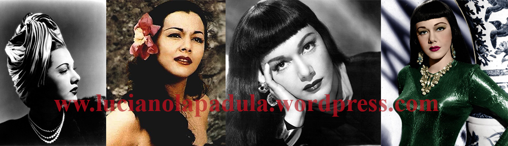 maria montez history fashion cinema luciano lapadula old hollywood blog scrittore blogger moda insegnante historian