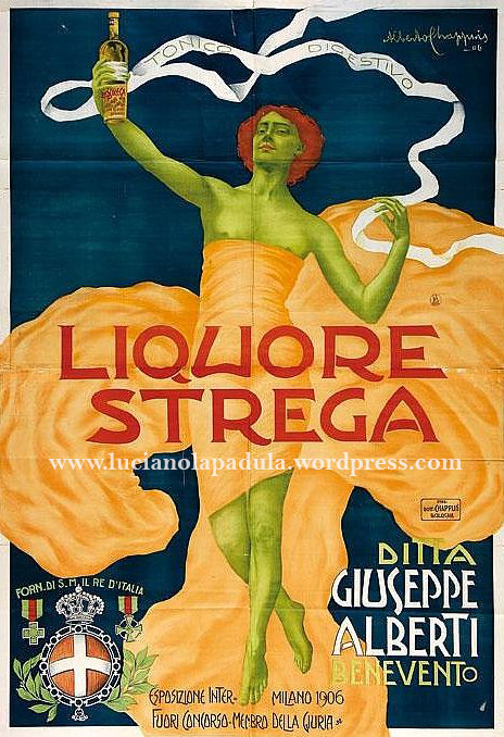 vintage creepy adv blog luciano lapadula michelin 1900 20s design graphic fashion art historian writer strega italia italy belle epoque