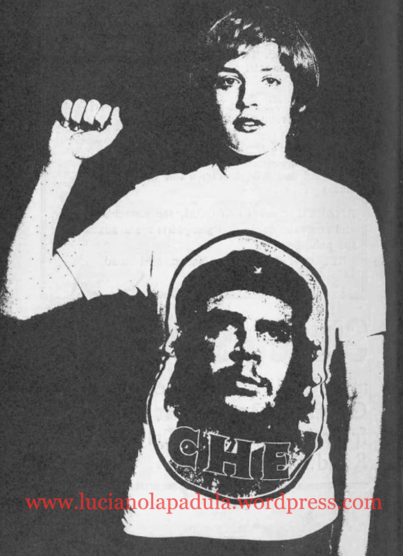 60s che guevara students anarchy 1968 blog fashion luciano lapadula