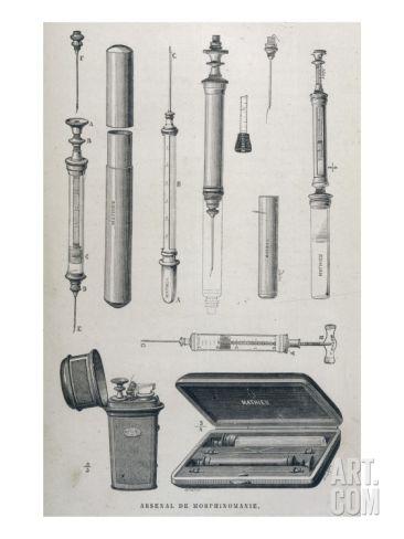 morphine history of drug droga belle eopque 1800 victorian 1890 1900 blog fashion moda blogger storia