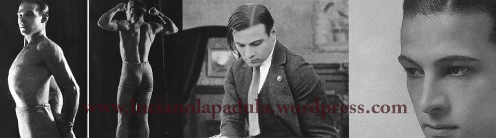 rodolfo rudolph valentino icon fashion vintage actor fatale latin lover gay
