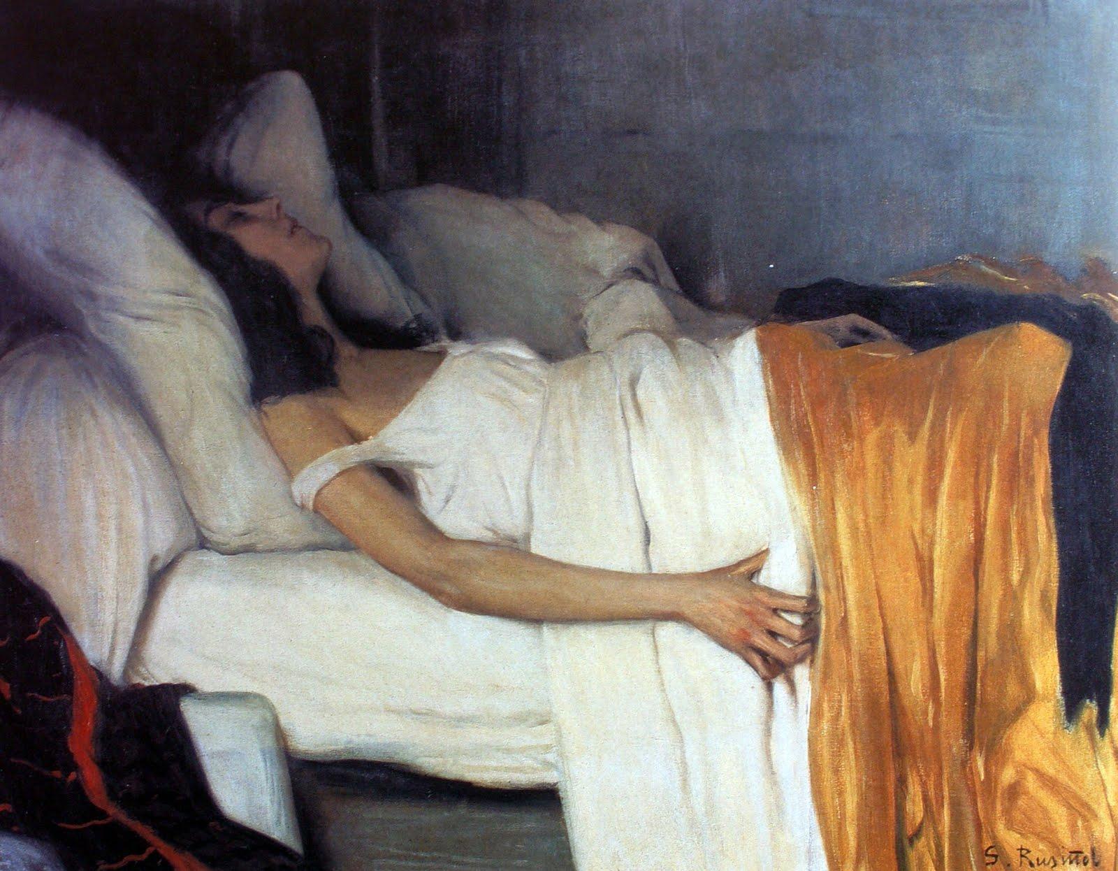 santiago-rusinol-morphine-1894