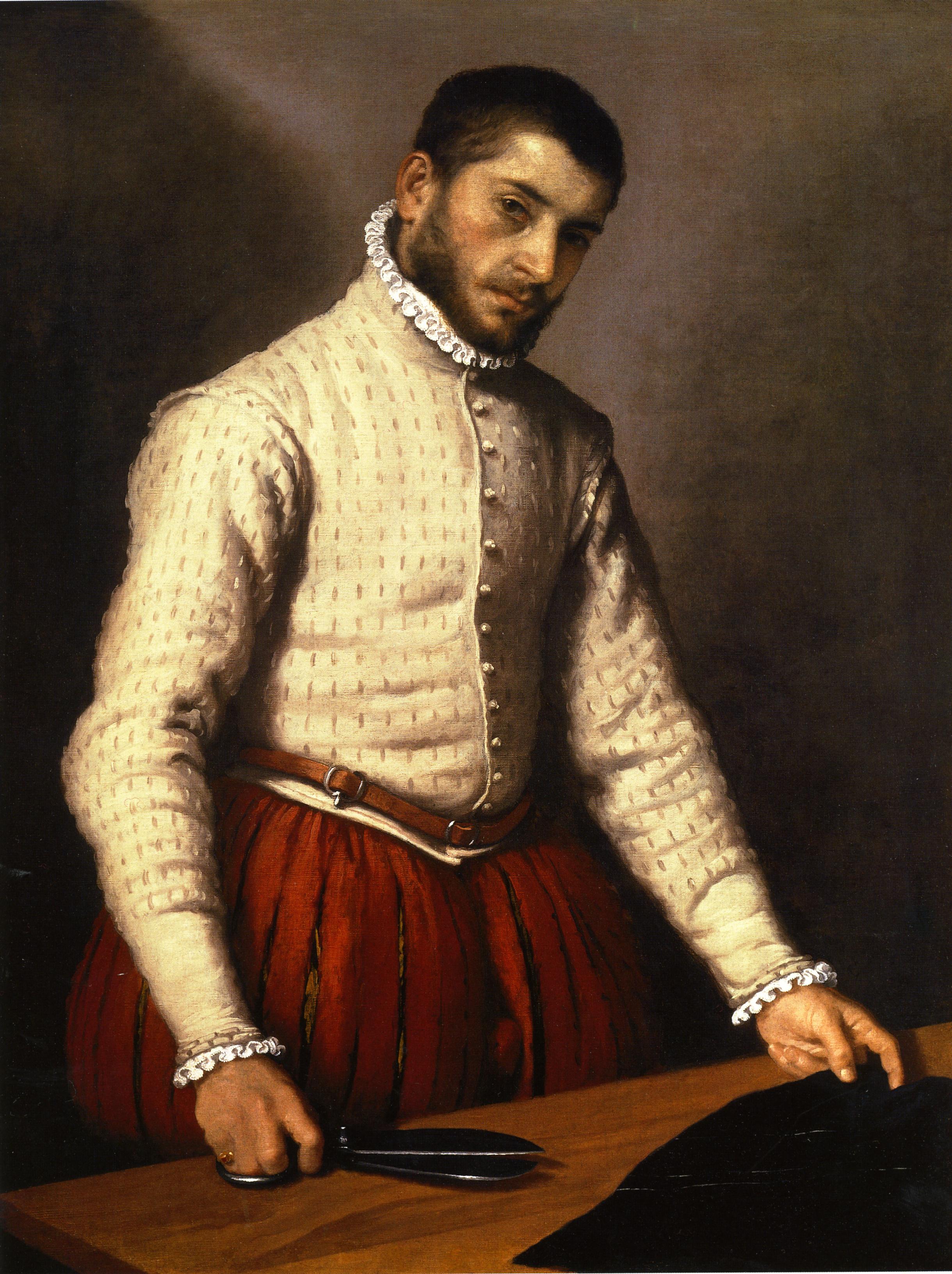 Giovan Battista Moroni 1570