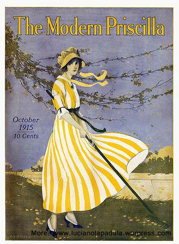 stripes history fashion blog magazine blogger 1910 1900s 1914 1915 art arte moda storia luciano lapadula costume scrittore blogger photography rivista
