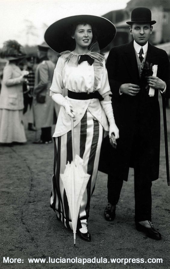 stripes history fashion blog magazine blogger 1910 1900s 1914 1915 art arte moda storia luciano lapadula costume scrittore blogger photography