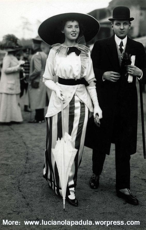 stripes history fashion blog magazine blogger 1910 1900s 1914 1915 art arte moda storia luciano lapadula costume scrittore blogger photography