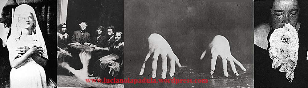 luciano lapadula moda spiritismo photo spirit spiritism eusapia palladino blog fashion magazine culture creepy macabre grotesque