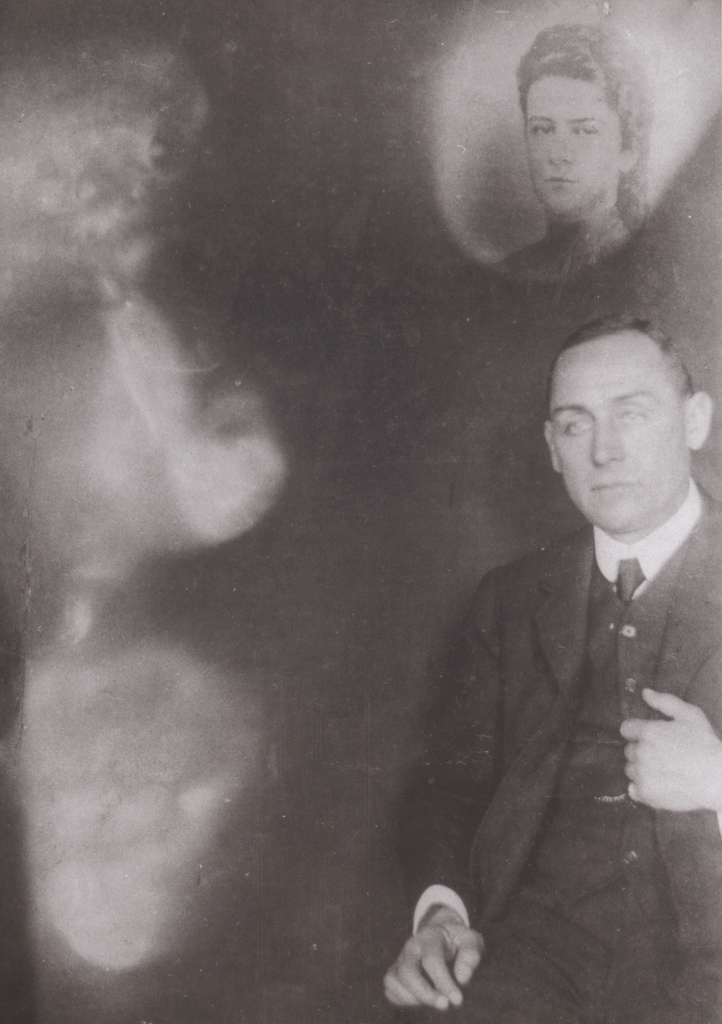 Richard Boursnell - Spirit Photographer c.1908
