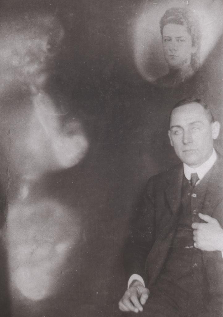 Richard Boursnell - Spirit Photographer c.1908
