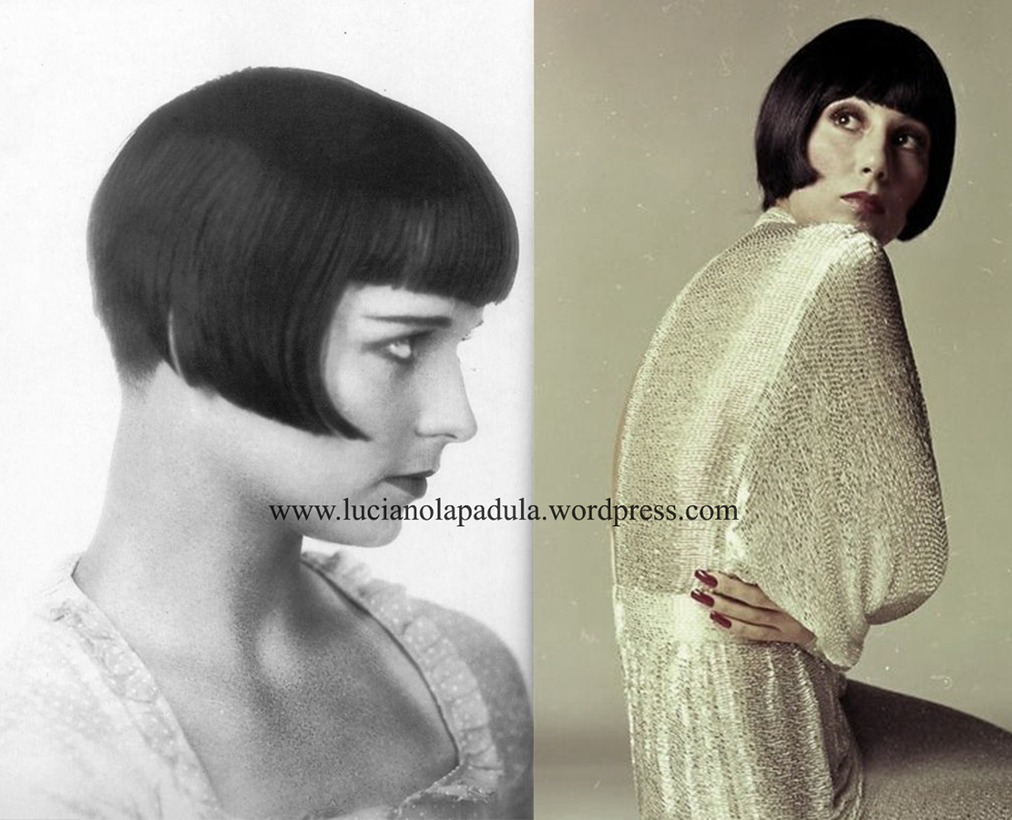1920s hairstyle hisory fashion storia della moda fashion magazine fashion historian expert hairdresses 20s cher louise brooks hair