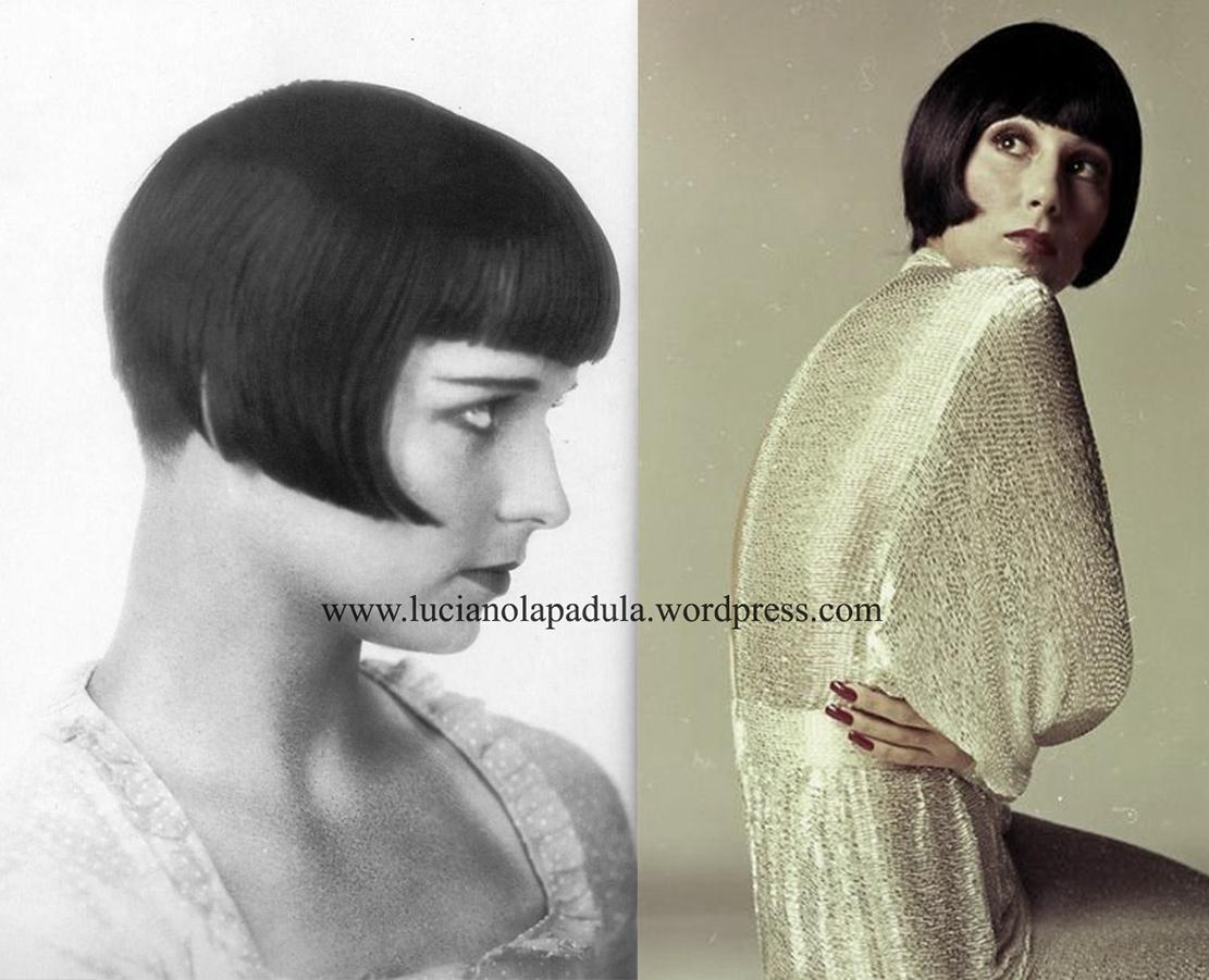1920s hairstyle hisory fashion storia della moda fashion magazine fashion historian expert hairdresses 20s cher louise brooks hair
