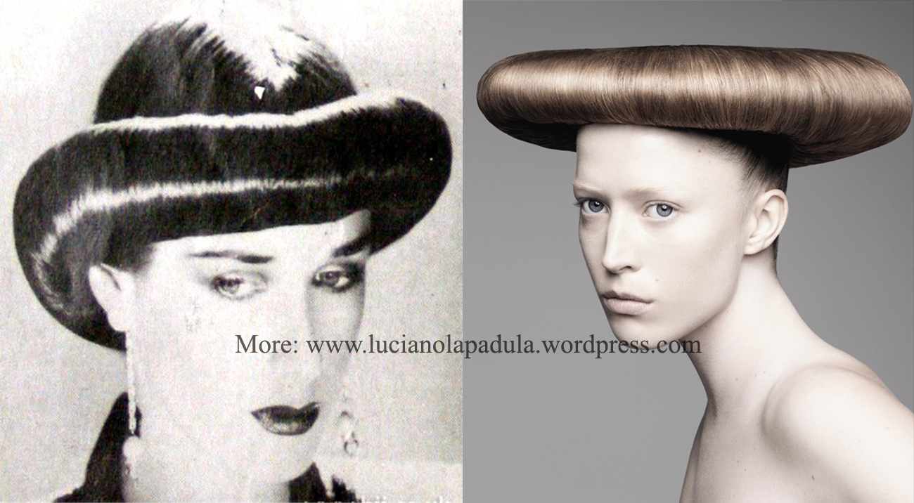 1970s hairstyle hisory fashion storia della moda fashion magazine fashion historian expert hairdresses 70s gothic rolled hair raquel zimmermann guido palau copy