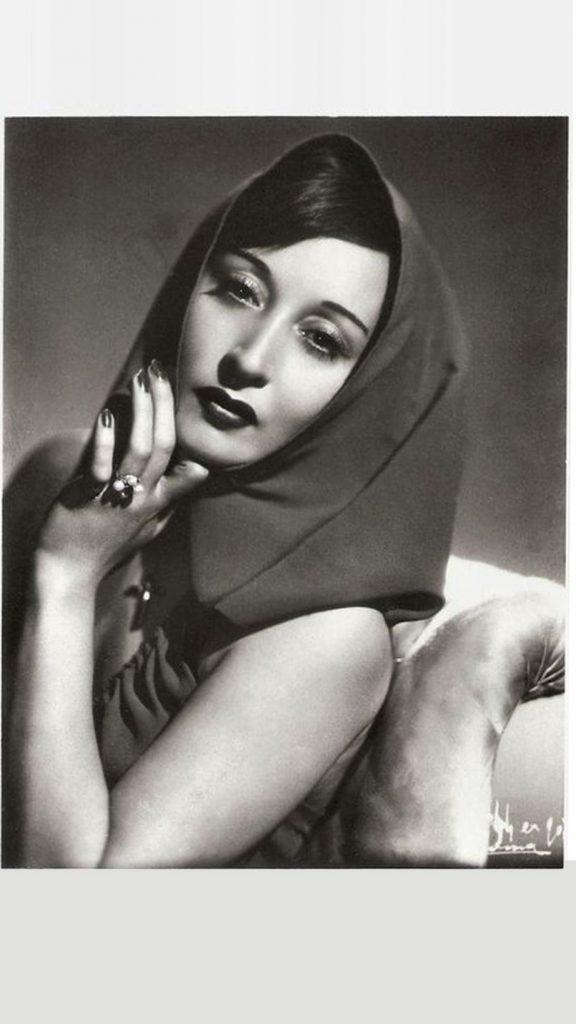 clara calamai 30s 40s actress italy cinema fascism movie vintage fashion beauty