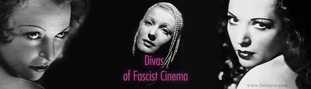Italian vintage actress fashion history fascist cinema photography movie italy
