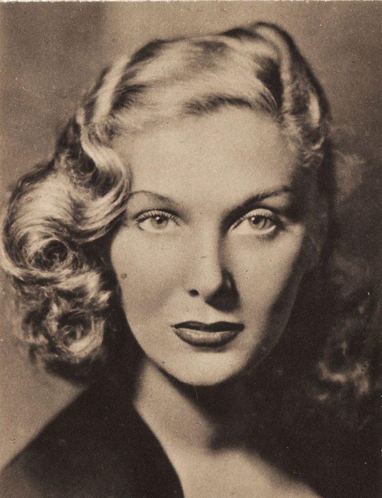 elsa de giorgi italian actress 30s 40s vintage beauty cinema film history fashion hair